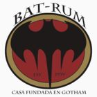 BAT-RUM by kingUgo