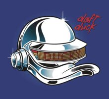 Daft Duck - Quackter by mannypdesign