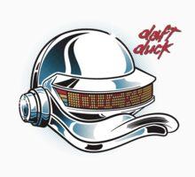 Daft Duck - Quackter Kids Tee
