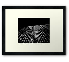No 150 King St W Toronto Canada Framed Print