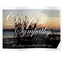 Deepest Sympathy Poster