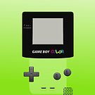Gameboy Color Green by Vinizzz