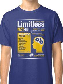 Limitless Pills - NZT 48 (Original Version) Classic T-Shirt