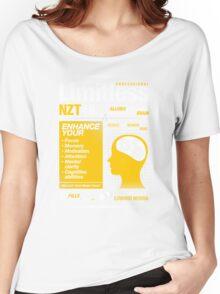 Limitless Pills - NZT 48 (Original Version) Women's Relaxed Fit T-Shirt