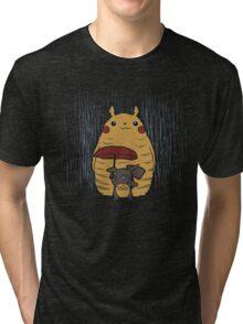 Totorochu Tri-blend T-Shirt