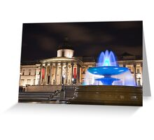 National Gallery  Greeting Card