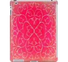 HEARTVINE IPAD CASE RED iPad Case/Skin