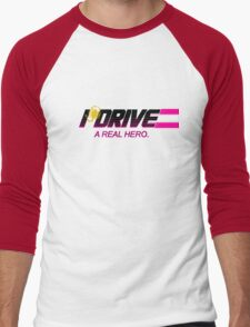 G.I. Drive Men's Baseball ¾ T-Shirt