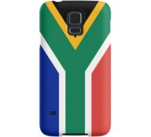 Smartphone Case - Flag of South Africa - Vertical Samsung Galaxy Case/Skin