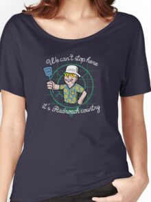 Fear and loathing in NEW Vegas Women's Relaxed Fit T-Shirt