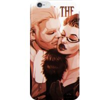 Gone with the (High)wind iPhone Case/Skin