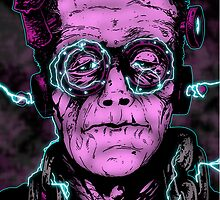 Frankenberry by ghostfreehood