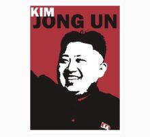Kim Jong Un by Jordan Farrar
