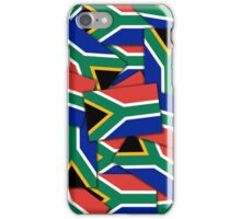 Smartphone Case - Flag of South Africa - Multiple iPhone Case/Skin