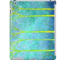 YELLOW TREE ABSTRACT IPAD CASE iPad Case/Skin