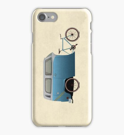 Camper Bike iPhone Case/Skin