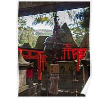Inari shrine Poster