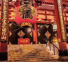 asakusa Sensō-ji by philk1986