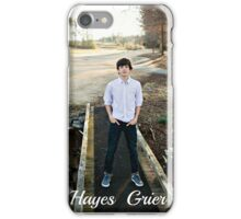 Hayes Grier Case iPhone Case/Skin
