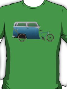 Camper Bike T-Shirt
