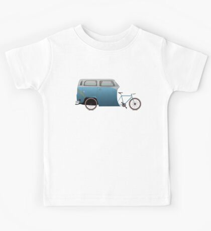 Camper Bike Kids Clothes