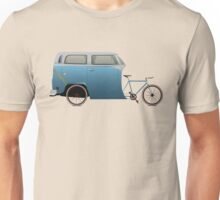 Camper Bike Unisex T-Shirt