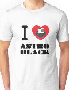 I heart DJ ASTRO BLACK  (official merchandise)  Unisex T-Shirt