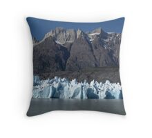 Serrated Edges Throw Pillow