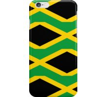 Smartphone Case - Flag of Jamaica - Patchwork iPhone Case/Skin