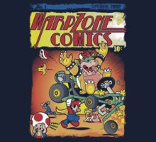 Warp Zone Comics Kids Clothes