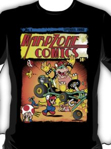 Warp Zone Comics T-Shirt