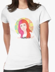 HW #9 Womens Fitted T-Shirt
