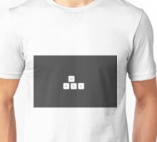 PC's Joysticks Unisex T-Shirt