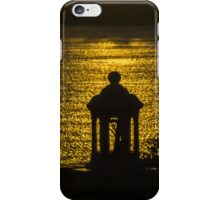 Lighting the Sea iPhone Case/Skin