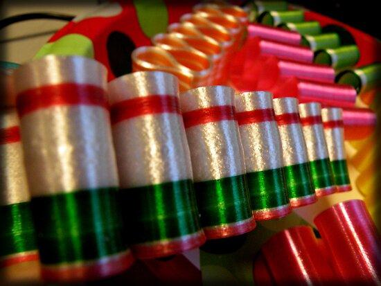Ribbon Candy by SisterSunshine
