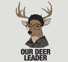 Our Deer Leader by DasMerten