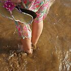 Spiritual feet. by xenxen