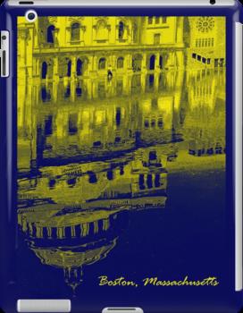 Yellow Reflection by LudaNayvelt