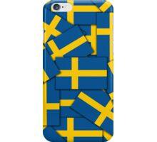 Smartphone Case - Flag of Sweden - Multiple iPhone Case/Skin