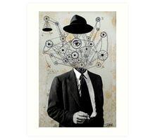 mr wheels-in-motion Art Print