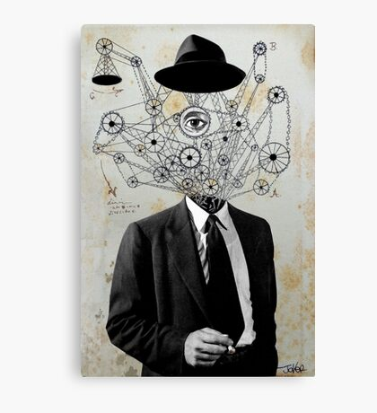 mr wheels-in-motion Canvas Print