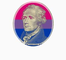 Celebrated Bisexual Alexander Hamilton Unisex T-Shirt