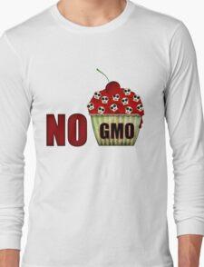 NO GMO Long Sleeve T-Shirt