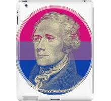 Celebrated Bisexual Alexander Hamilton iPad Case/Skin