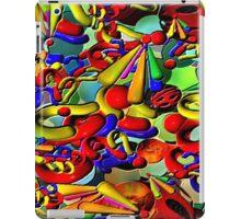 Sweets by rafi talby  iPad Case/Skin