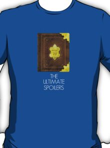 The Ultimate Spoilers T-Shirt