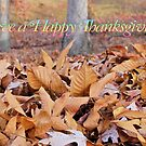 Happy Thanksgiving! by DesignsbyApril