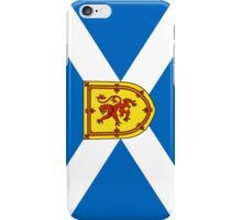 Smartphone Case - Flag of Scotland (unofficial) - Vertical iPhone Case/Skin