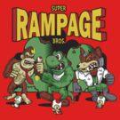 Super Rampage Bros. by moysche