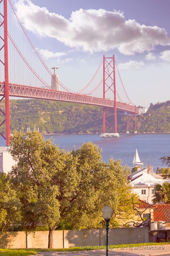 bridge by terezadelpilar~ art & architecture